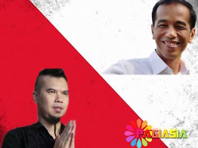 Ahmad Dhani Dilaporkan oleh Presiden Jokowi Kasus Penghinaan dan Pelecehan