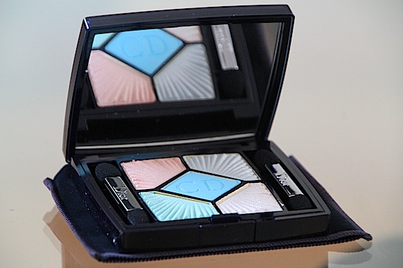 dior croisette edition palette 5 couleurs 224 swimming pool