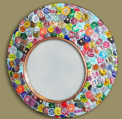 Un colorido espejo