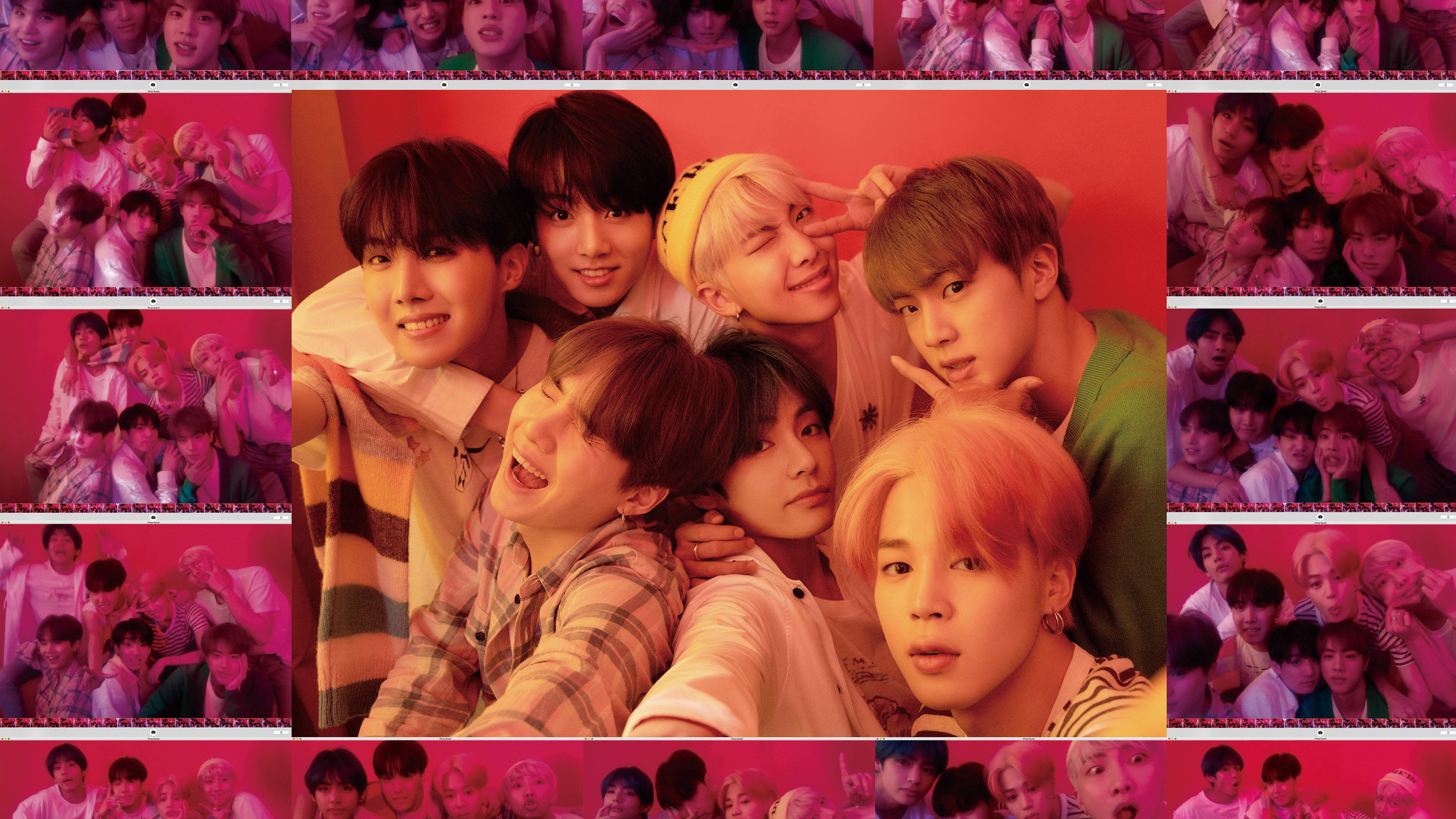 bts map of the soul persona uhdpaper.com 4K 40