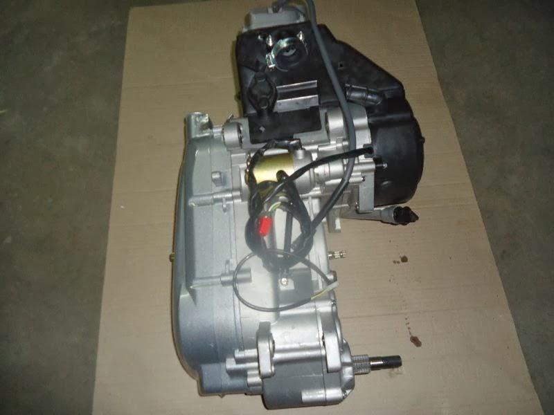 OCTOSPORT INDIA: 150cc ATV Engine Assy by ATV-IndiaPowersport