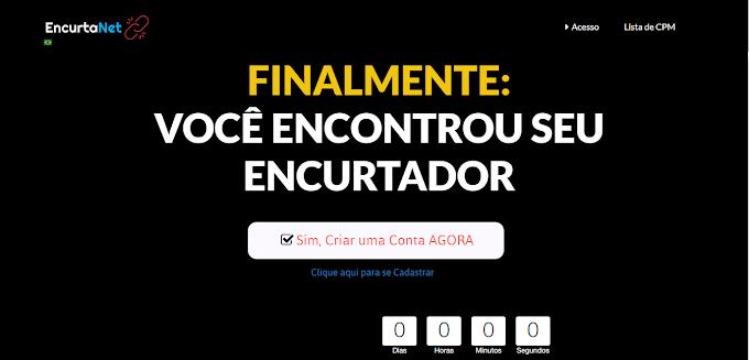 COMO USAR O ENCURTANET? - ENCURTADOR DE LINKS