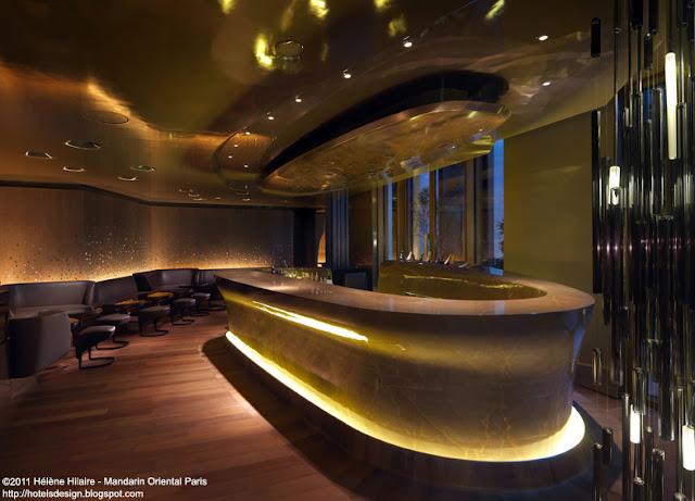 Le Mandarin Oriental Paris Restaurant