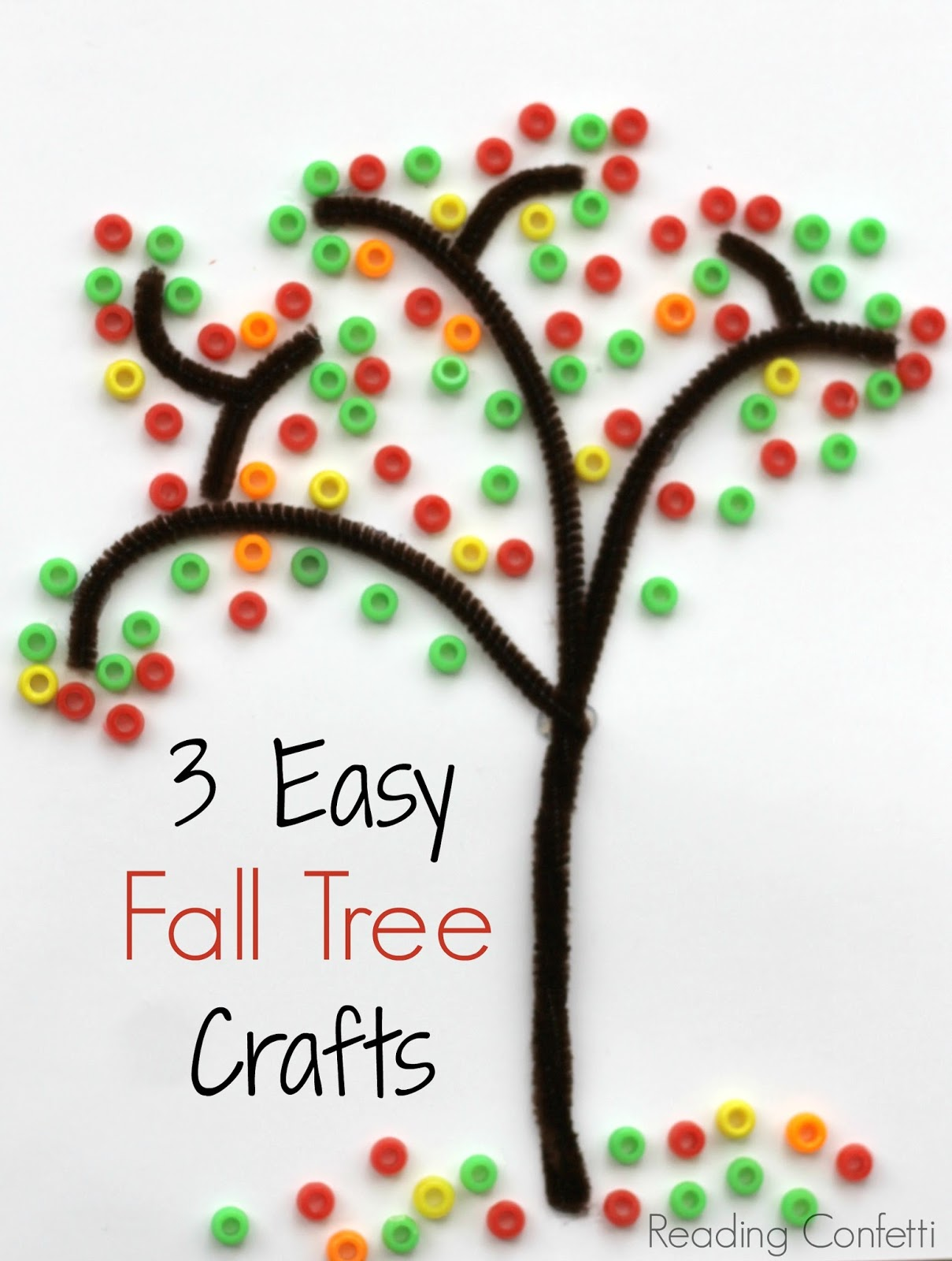 3 Easy Ways To Make A Fall Tree