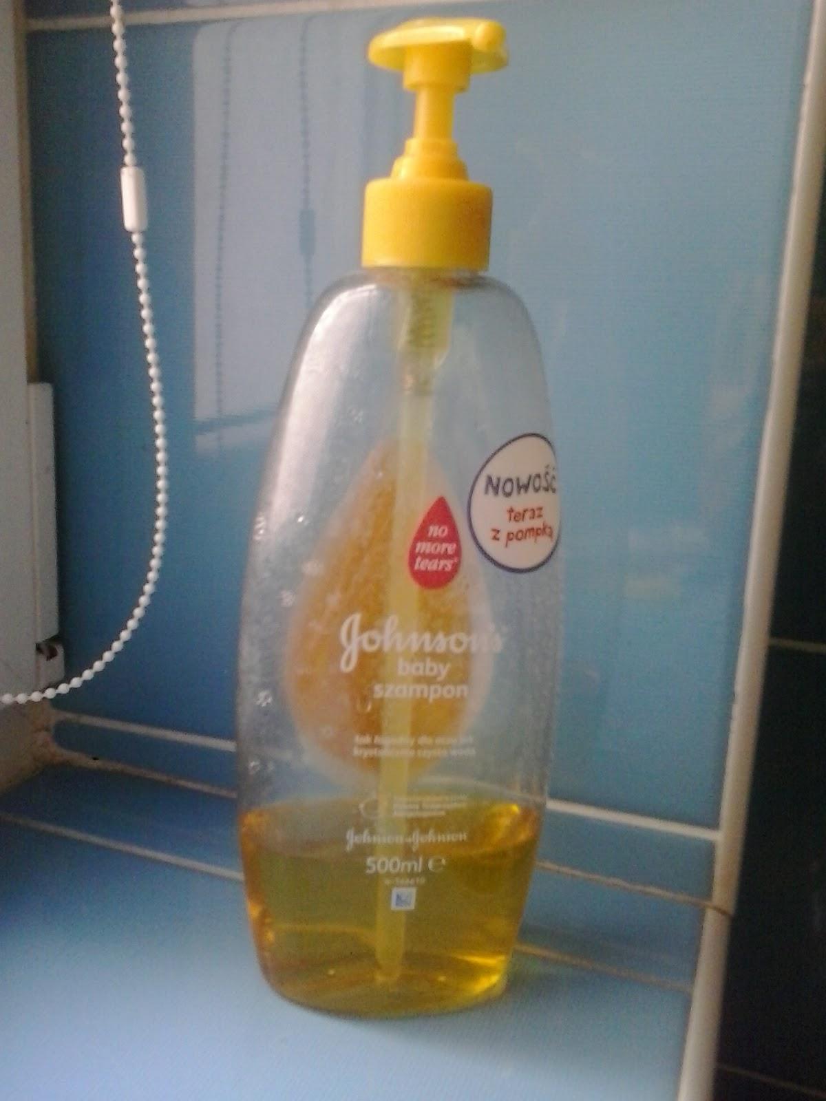 Johnson's baby szampon