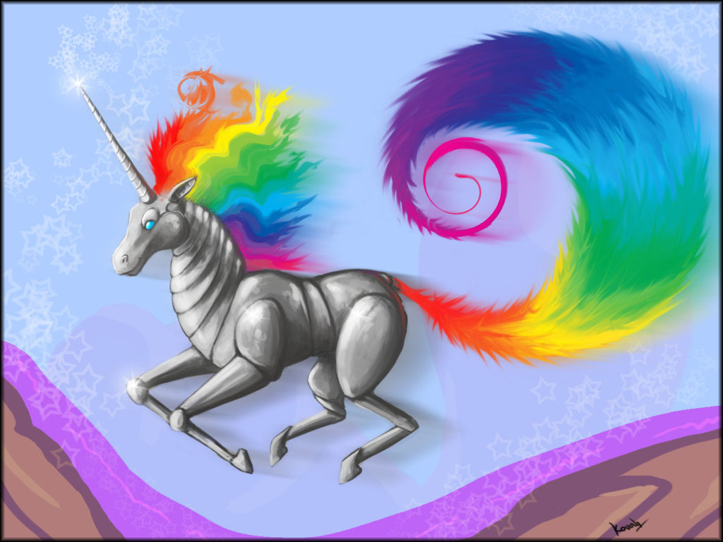 Download Image Robot Unicorn Attack PC Roid IPhone And IPad