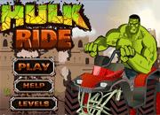 Hulk Ride