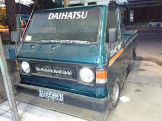 Jual Mobil Antik Hijet Wide 55 Pickup Jadul