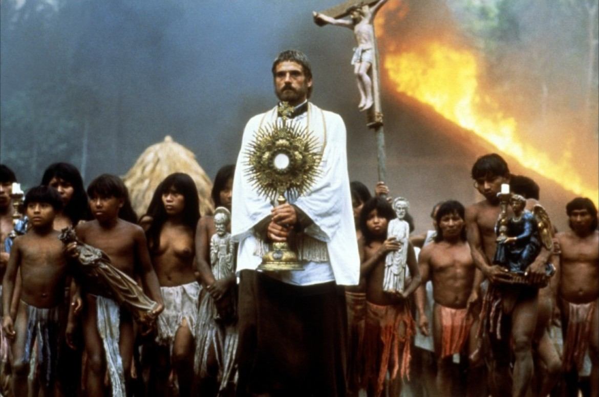 The Ace Black Blog: Movie Review: The Mission (1986)
