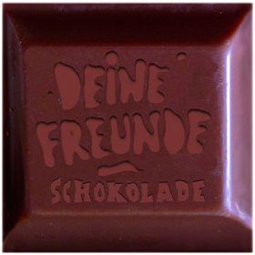 schokolade deine freunde