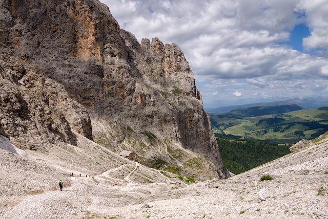 Rifugio Vicenza Langkofelhütte