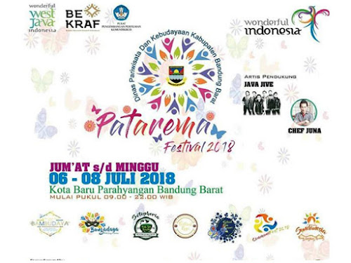 Patarema Festival Kabupaten Bandung Barat