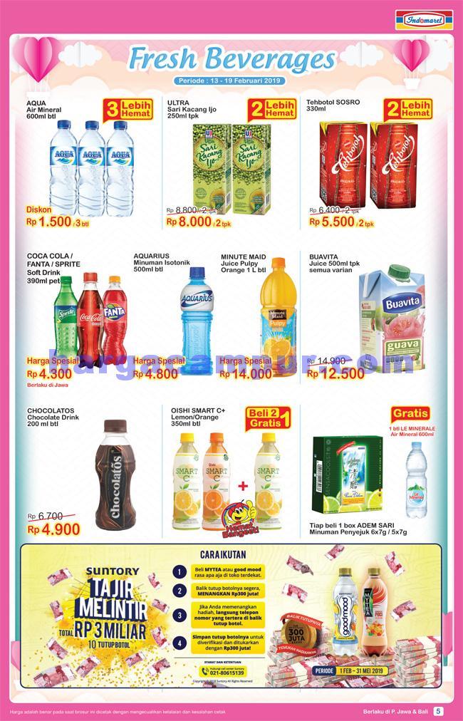 Katalog Promosi Indomaret Periode 13-19 Februari 2019