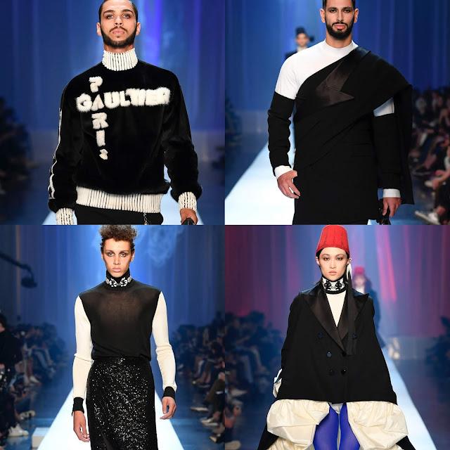 RUNWAY REPORT     Paris Haute Couture Fashion Week: Jean Paul