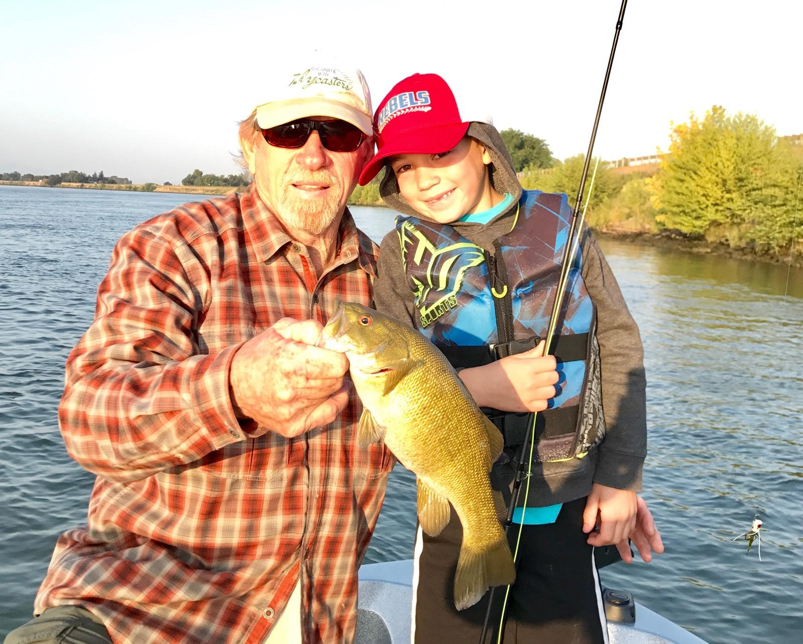 Fly fishing specialties northern california fly fishing for California delta fishing report