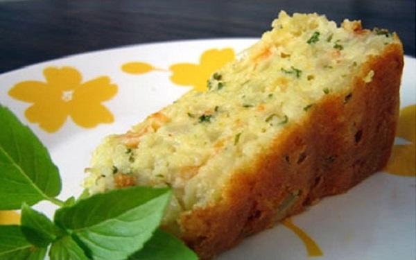 Receita de torta cremosa de arroz amanhecido de liquidificador (Imagem: Reprodução/Internet)