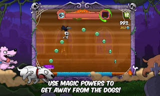 Download Boney The Runner Apk v1.5.0 Mod (Unlimited Coins