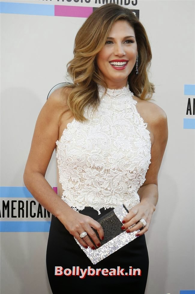 Daisy Fuentes, American Music Awards 2013