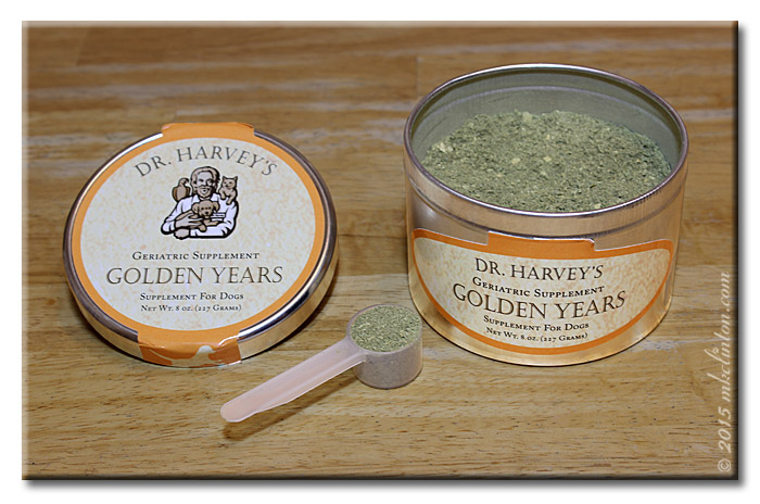 Dr. Harvey's Golden Years supplemennt