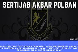 Sertijab Akbar Polban 2017