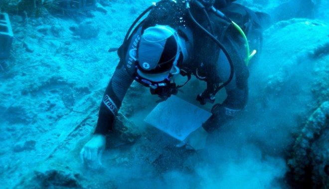 Νέα στοιχεία για το ιστορικό ναυάγιο Μέντωρ στα Κύθηρα