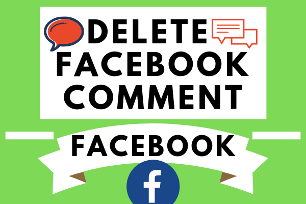 Delete Facebook Comment