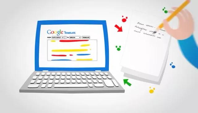 Cara Memasang Google Translate Di Blogspot Valid AMP