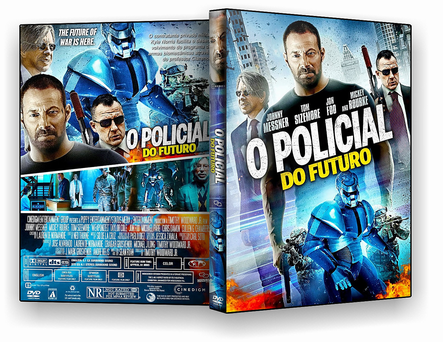 DVD O Policial Do Futuro 2019 – ISO
