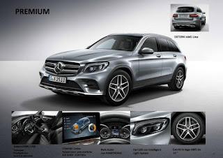 Mercedes GLC Premium AMG
