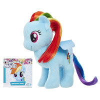 MLP the Movie Rainbow Dash Small Plush