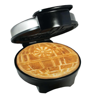 Starwars Waffle Maker
