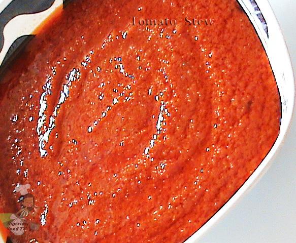 Vegan tomato stew, Nigerian Tomato Stew ,Vegan Stew,