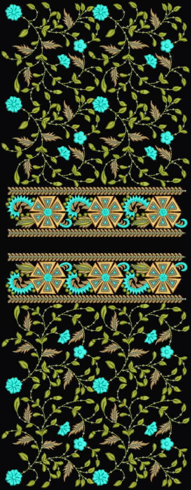 Free Emb Embroidery Designs Cotton Fabric