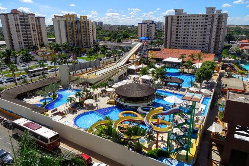 Water Park - Roteiro Goiás: 4 dias em Caldas Novas