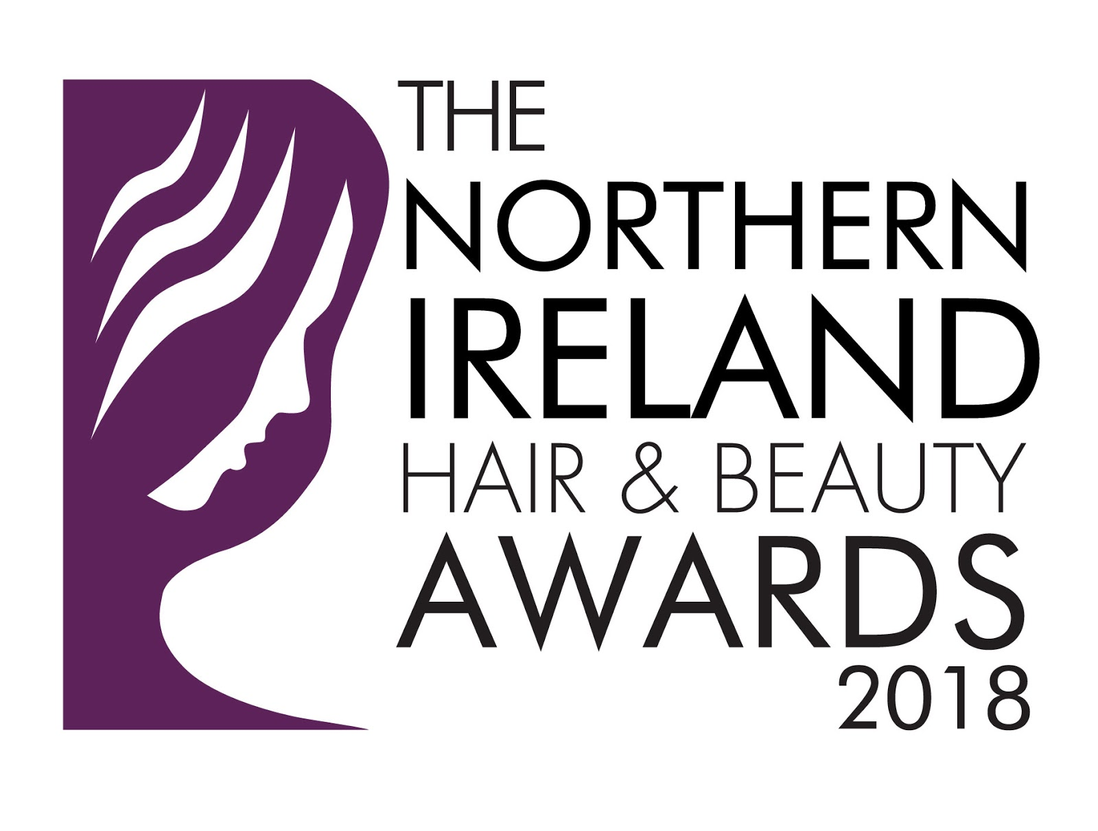 The Northern Ireland Hair Beauty Awards Honour Stars Of Reflective Buff Adren Purple Lilac Industry