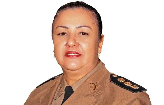 Coronel Silvana Rosa assume o comando da Regional Rio Verde da PM goiana
