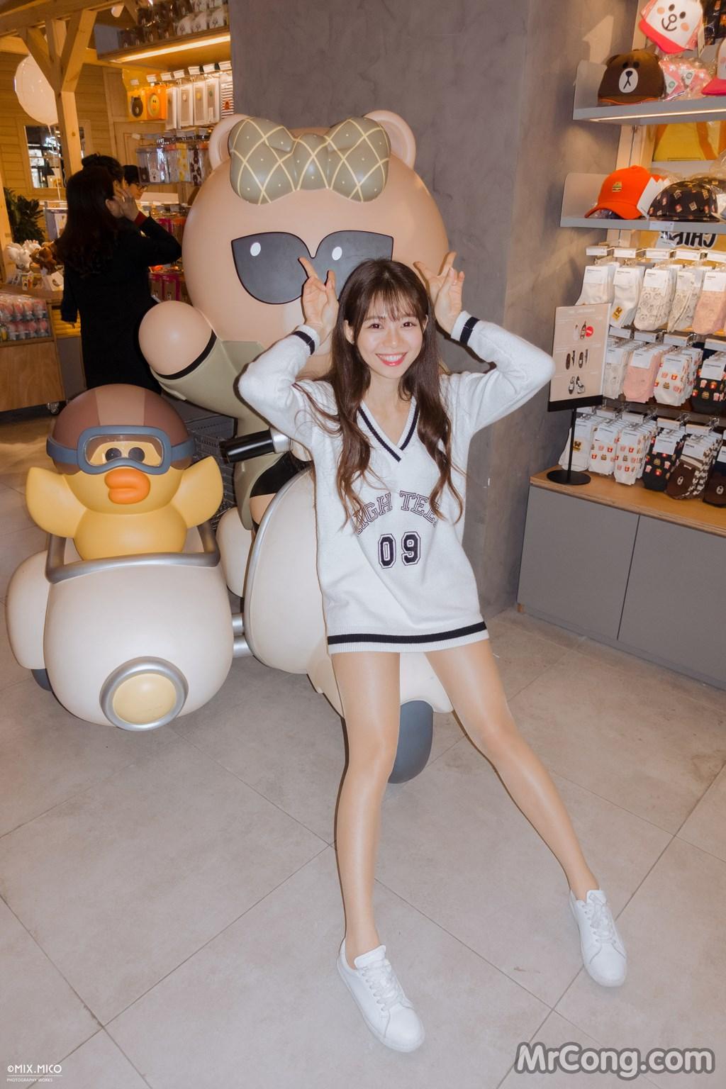 Image MrCong.com-Nguoi-dep-Icey-Chau-by-MixMico-006 in post Cô nàng Icey Chau (艾昔) siêu đáng yêu qua ống kính máy ảnh của MixMico (14 ảnh)