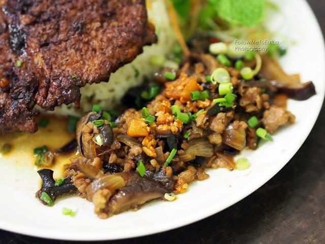 Pork Mushroom