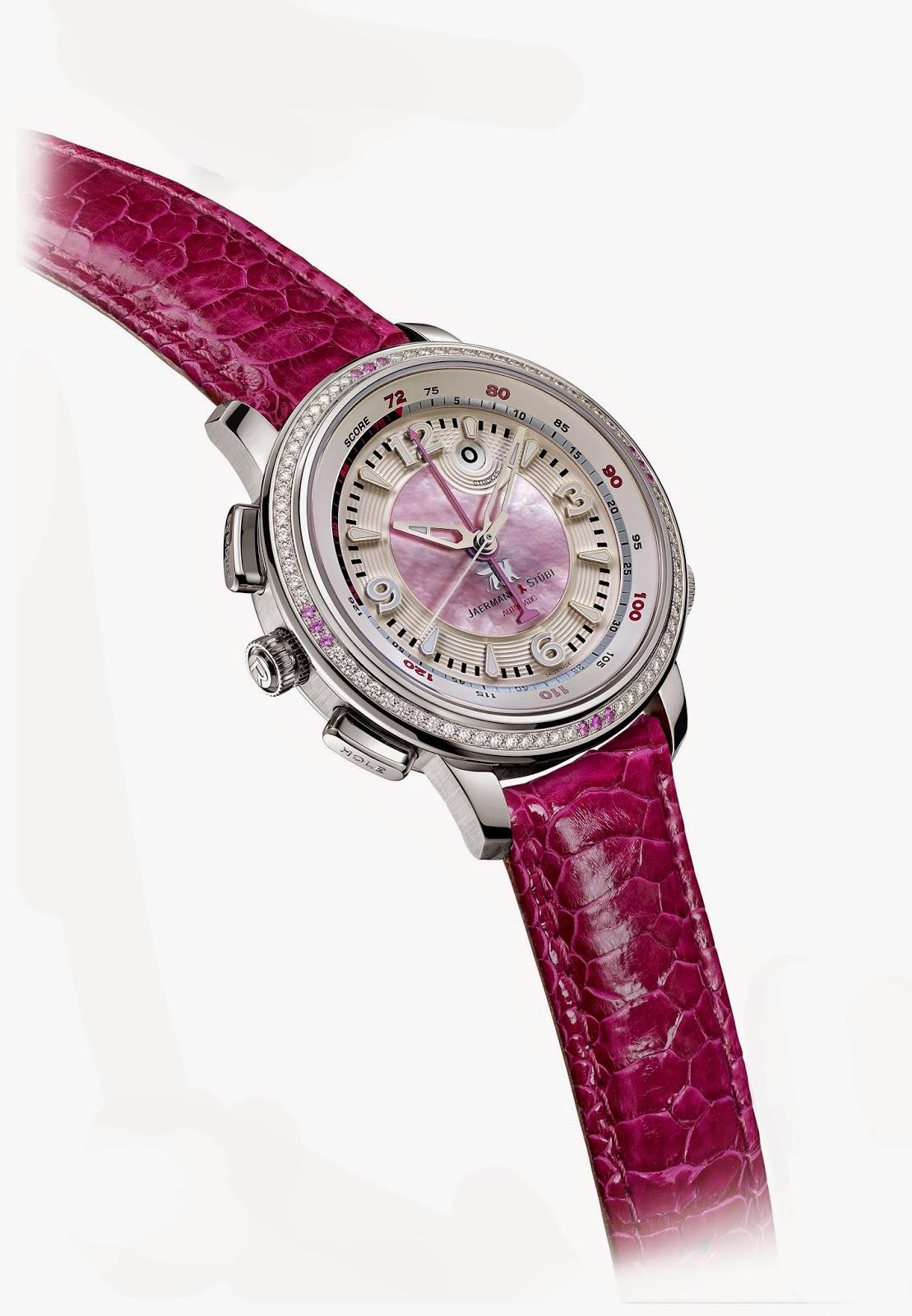 Jaermann & Stübi the The Timepiece Of Golf 1