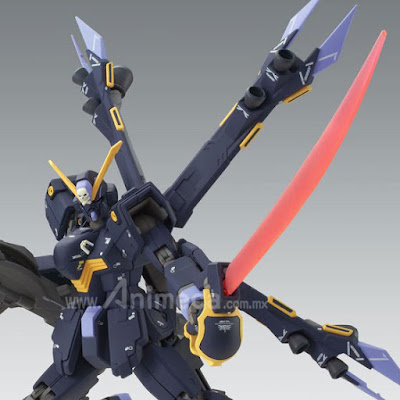 Crossbone Gundam X2 Kai XM-X2ex Ver.Ka Master Grade (MG) 1/100 Model Kit Mobile Suit Crossbone Gundam