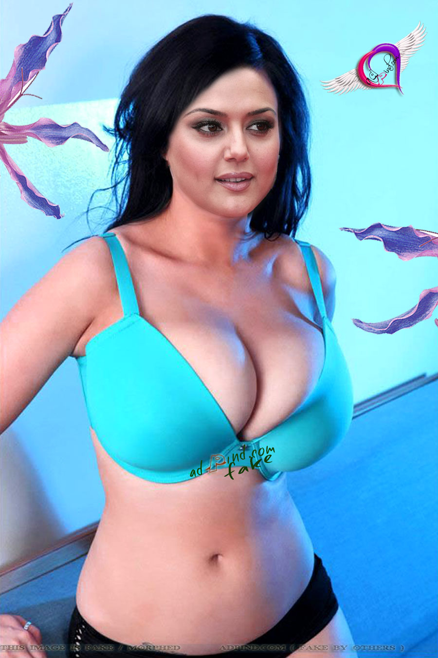 Nude naked bollywood actress is pritizinta opinion you