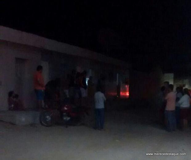 Homem morre após ter sido baleado no Distrito de São Domingos, em Brejo da Madre de Deus