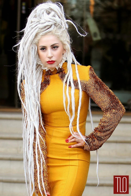 Lady Gaga Y Sus Mejores Vestidos De Fiesta Tendencias