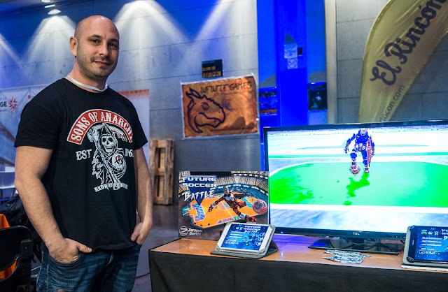 Gaming Days zaragoza 2017 los 40 principales