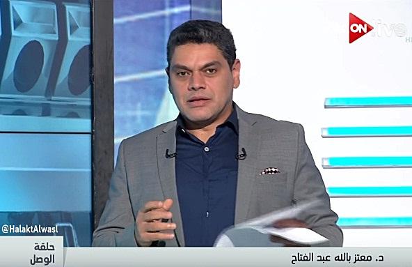 برنامج حلقة الوصل حلقة الإثنين 4-12-2017 مع معنز عبد الفتاح