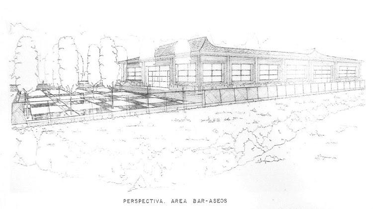 proyecto parque las desueltas boadilla del monte madrid croquis edificio