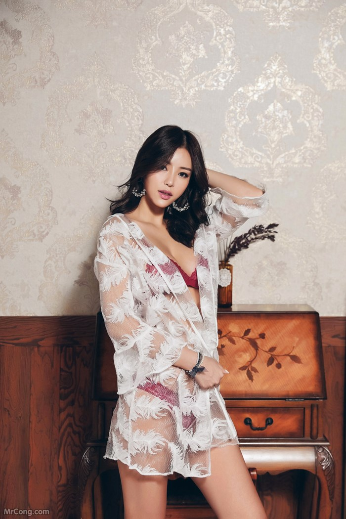 Image Kwon-Soo-Jung-MrCong.com-094 in post Người đẹp Kwon Soo Jung đầy mê hoặc trong bộ sưu tập nội y (134 ảnh)