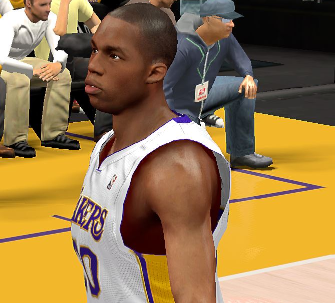 NBA 2K14 Jodie Meeks Cyberface Patch