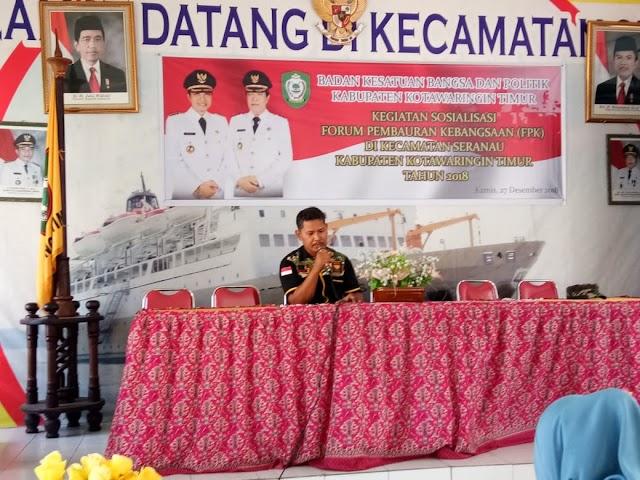 Forum Pembauran. Kebangsaan Kabupaten Kotawaringin Timur