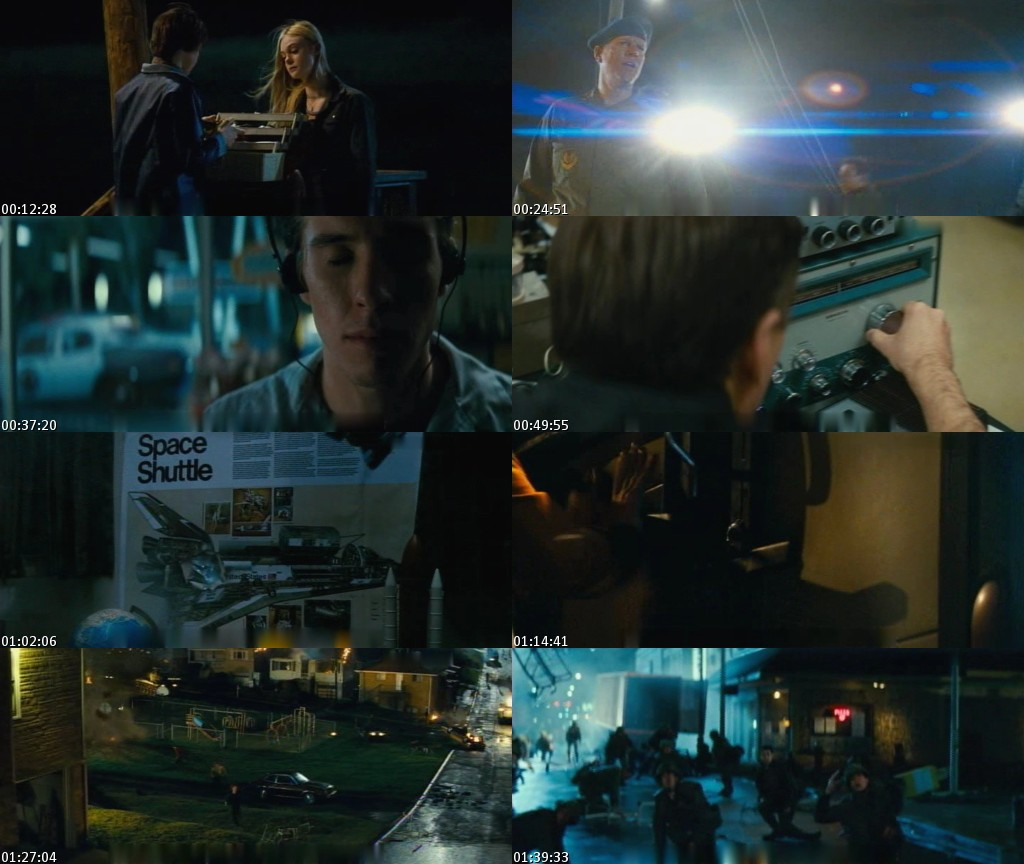 Super 8 (2011) [DVDScreener] [Latino]